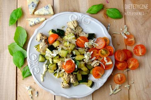 zdrowe i pyszne dania z kurczakiem dla os243b dbaj�cych o