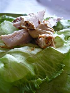 dietetyczna sałatka cezar