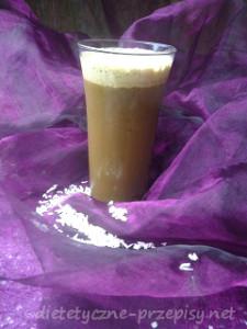 dietetyczna kawa mrożona