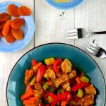 kurczak po marokańsku 300 kcal