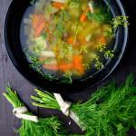 najsmaczniejsze dietetyczne zupy kt243re pomog� ci schudn��
