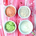 Lekkie dipy jogurtowe – zimne sosy do przekąsek