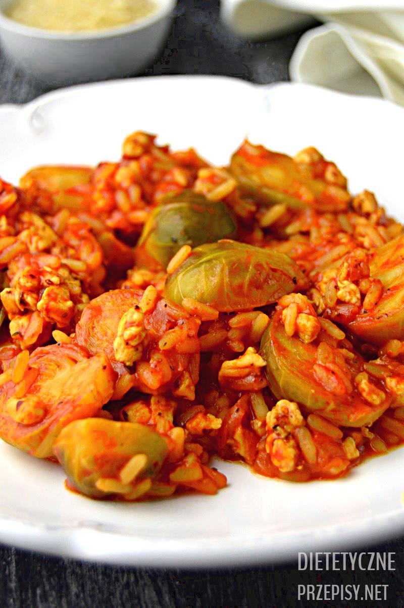 super proste brukselki w pomidorach a la gołąbki bez zawijania (2)