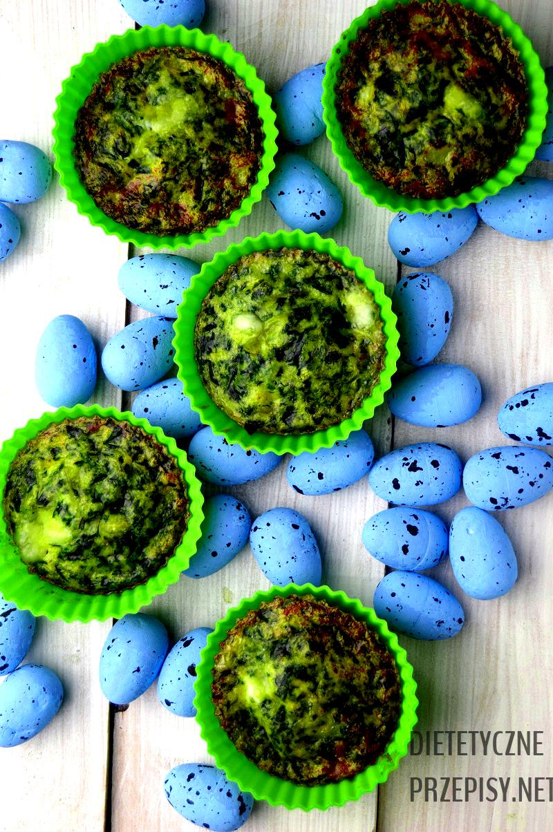 muffinki jajeczne mini frittaty