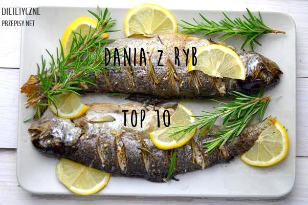 TOP 10 fit przepisow na dania z ryb dlaczego warto jeśc ryby
