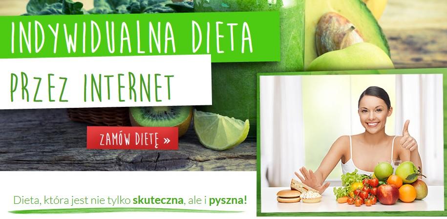 indywidualna dieta przez internet