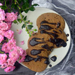 Dietetyczne pancakes bez jajek, mleka i cukru!