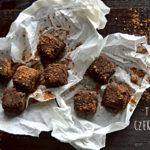 Dietetyczne trufle czekoladowe o obniżonej zawartości tłuszczu