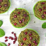 """Fit muffiny """"leśny mech"""" bez glutenu – samo zdrowie i pyszny smak!"""
