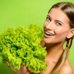 Zdrowa dieta na piękną cerę, lśniące włosy i mocne paznokcie