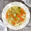 Oczyszczająca z toksyn zupa jarzynowa fit