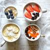 Śniadanie ekspres – jogurt z dodatkami na różne sposoby