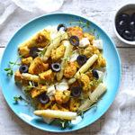 Fit kurczak curry ze szparagami i tymiankiem